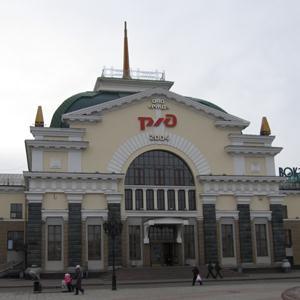 Железнодорожные вокзалы Дылыма